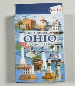 Playing Cards - Lighthouses of Ohio - 1071924185