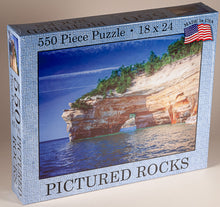 Pictured Rocks Puzzle