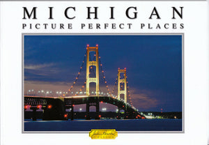 Michigan Picture Perfect Places-Mini Coffee Table Book 48 pg. - 7x10