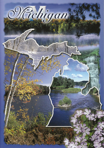 Michigan - 7x10 Guide Book