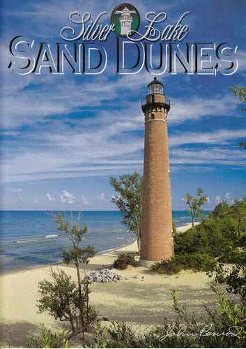 Silver Lake Sand Dunes - 7x10 Guide Book - 1071930125