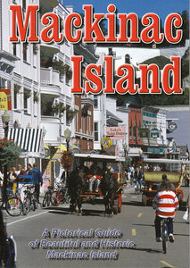 Mackinac Island - 7x10 Guide Book - 1071930129