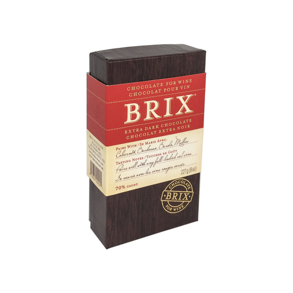Brix, Chocolate Extra Dark Bar 70%