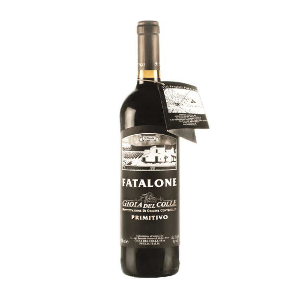 Fatalone, Primitivo Gioia del Colle wine bottle