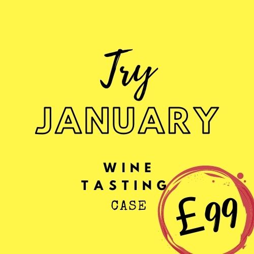 Try January Wine Tasting Case