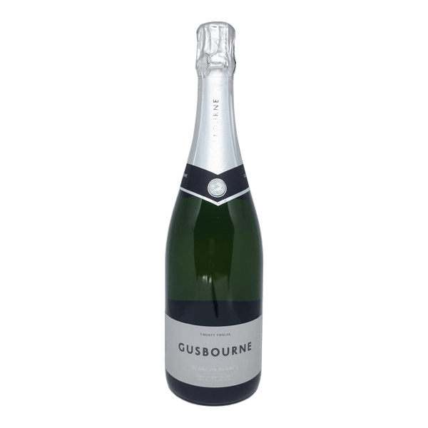 Gusbourne Estate Blanc de Blancs 2012 wine bottle