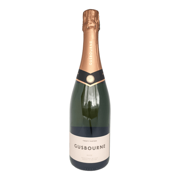 Gusbourne Estate, Brut Rose wine bottle