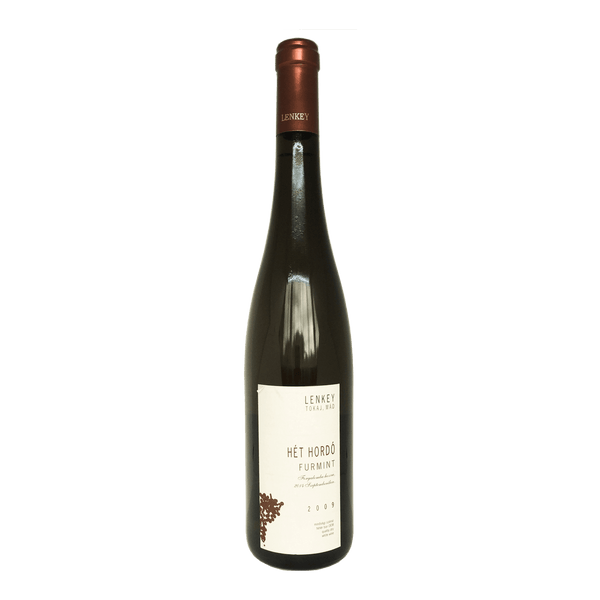 Lenkey, Het Hordo Furmint wine bottle