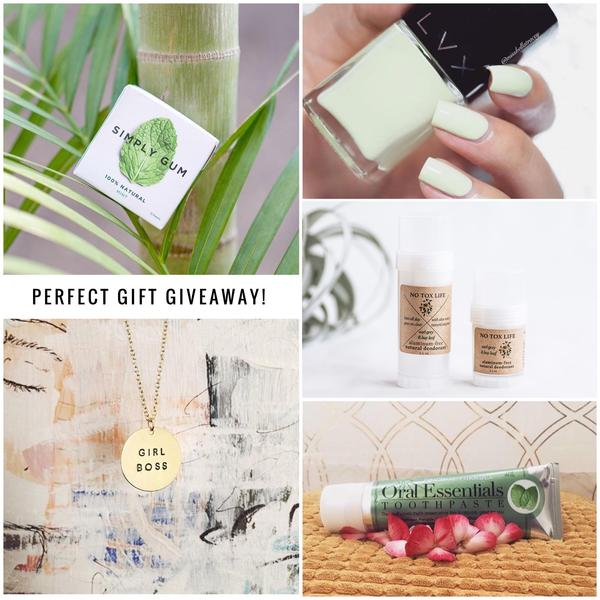 The Perfect Gift Giveaway