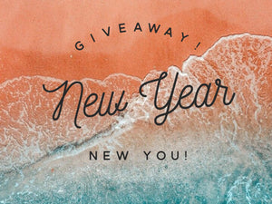New Year New You Giveaway with 11 eco-conscious brands