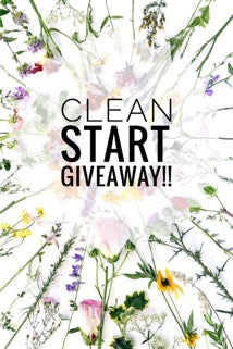 Clean Start Giveaway
