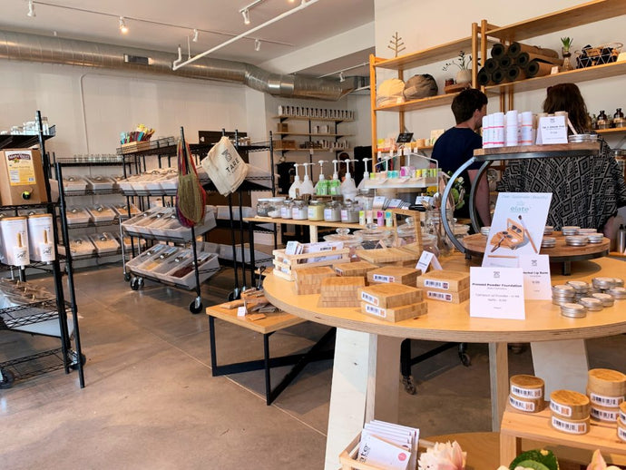 Part of Minnesota's First Zero Waste Shop