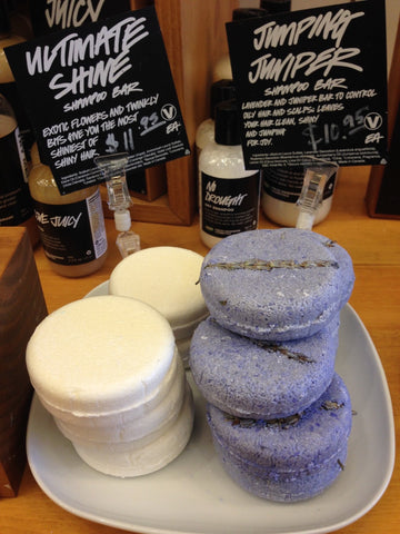 lush shampoo soap contains SLS and EDTA