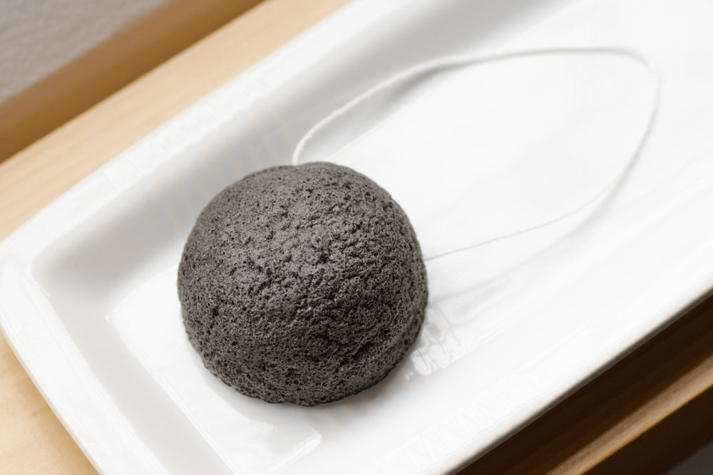 Luna Charcoal Sponge (Face and Body)
