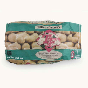 "Potatoes ""white""  - 4.54 kg/bag  **** deliveries : GTA only ****"