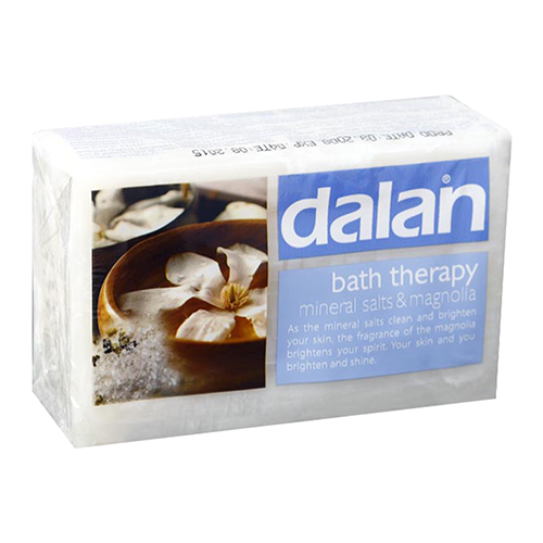 Dalan Magnolia and Mineral Salts Bar Soap - 200g