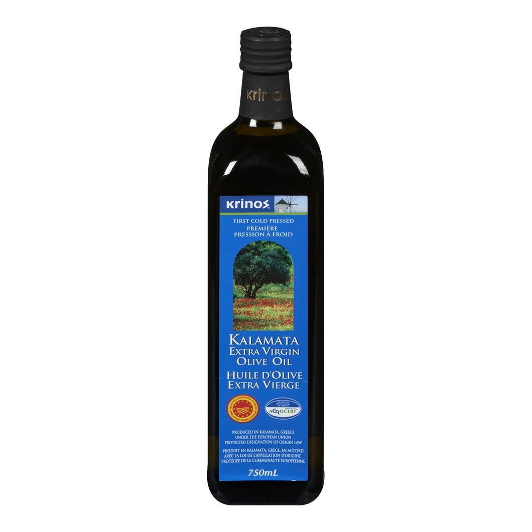Krinos Kalamata Extra Virgin Olive Oil- 750 ml