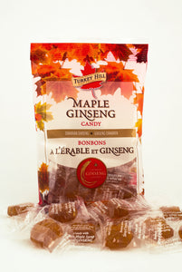 Turkey Hill Maple Ginseng Candy 90g
