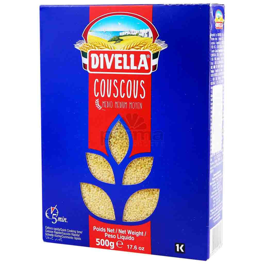 Divella Couscous Medium 500g