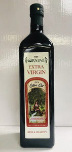 "Orsini ""Extra Virgin"" Olive Oil - 1L - Turkish Mart"