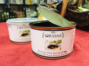 Orsini Stuffed Vine Leaves 400gr READY TO EAT