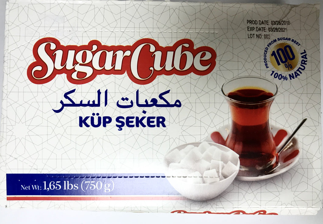 Sugar Cube - 750gr - Turkish Mart