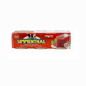 Simmenthal Beef in Jelly 3x140gr