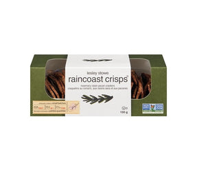 Raincoast Crisps Rosemary Raisin Pecan Crackers - 150g
