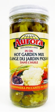 Aurora Hot Garden Mix 225ml