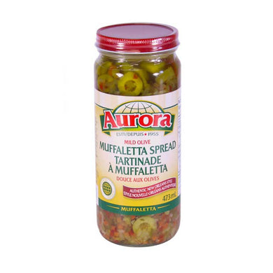Aurora Muffaletta Spread 473ml