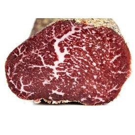 Bresaola  (air dry cured beef)