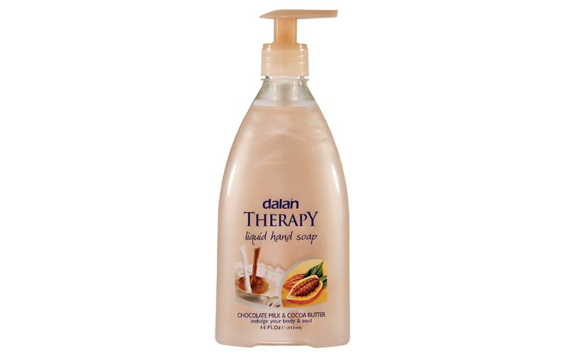 Dalan Therapy Liquid Hand Olive Oil Soap- Chocolate and Cocoa Butter 400ml