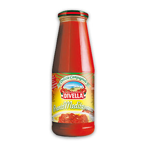 Divela Pronto Mediterrano Tomato Sauce With Pulp 720ml