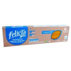 Felicia Bio Corn and Rice Spaghetti Pasta 400gr