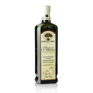 Frantoi Cutrera Crutera Extra Virgin Olive Oil 750ml