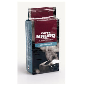 Mauro Decaffeinated Ground Coffee  250gr