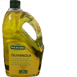 Paese Mio Canola Oil With Extra Virgin Olive Oil 2Lt