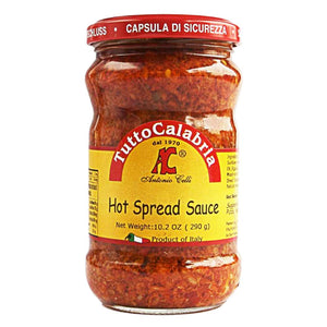 Tutto Calabria Hot Spread Sauce 290gr