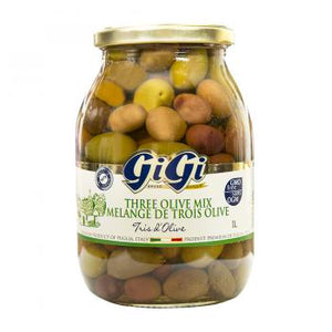 Gigi Three Olive Mix 1Lt