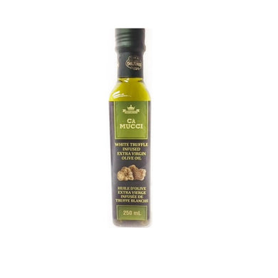 Ca Mucci White Truffle Infused Extra Virgin Olive Oil - 250ml