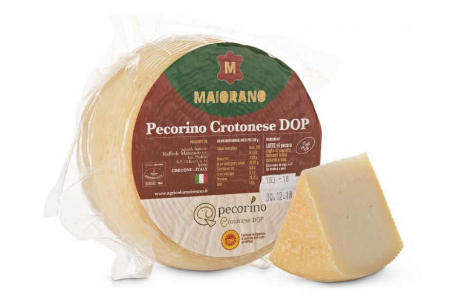 OUT OF STOCK **** Maiorano Pecorino Crotonese DOP