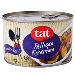 "Tat Fried Eggplant ""kizarmis patlican"" 400g - TIN - Turkish Mart"