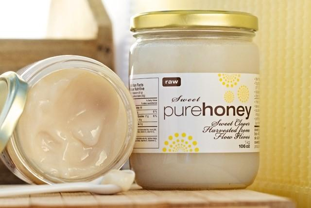 Clover Pure Honey