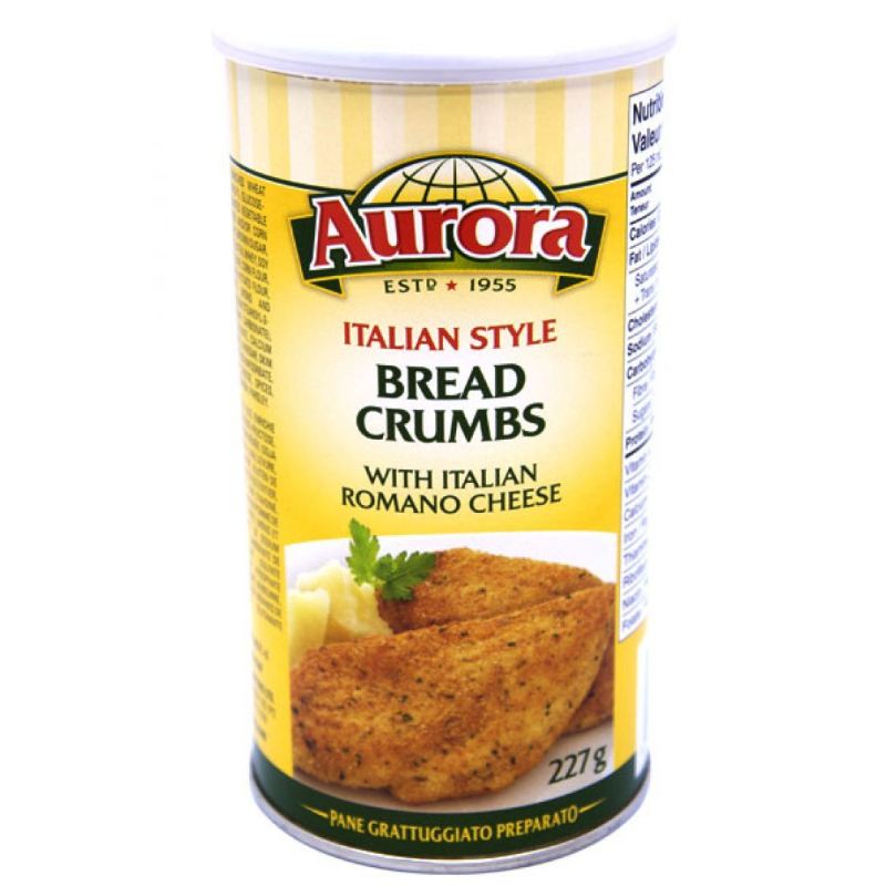Aurora Bread Crumbs 227 Gr