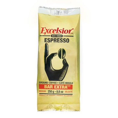 Excelsior Espresso Bar Extra Coffee 250Gr