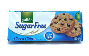 Gullon Sugar Free Biscuits 125gr