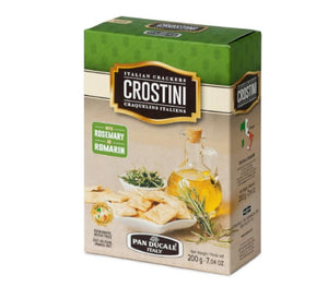 Crostini Italian Crackers with Rosemary - 200g