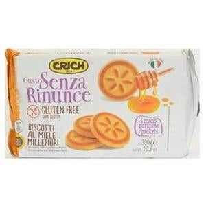 Crich Gluten free Honey Biscotti 300gr