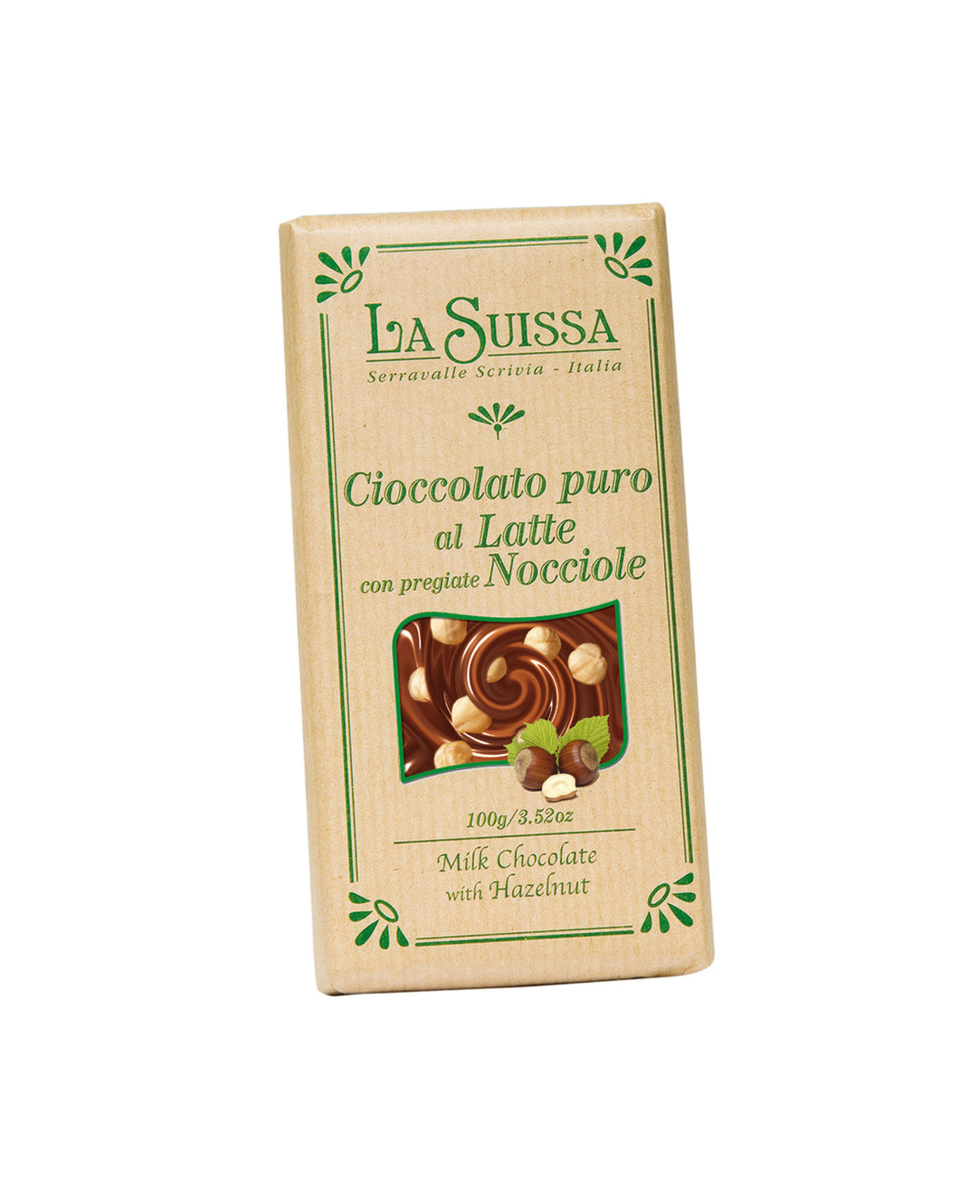 La Suissa Chocolate Hazelnut  - 100g