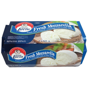 Santa Lucia Fresh Mozzarella (2x125g) ***GTA DELIVERY ONLY***